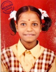 Shetty Saraniya