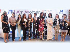 I Am Woman 2016 awardees