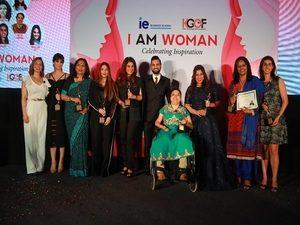 I Am Woman 2018 awardees