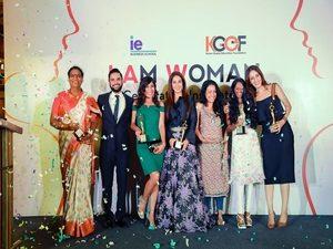 I Am Woman 2017 awardees